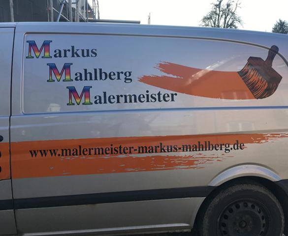 Malermeister Markus Mahlbweg Bus